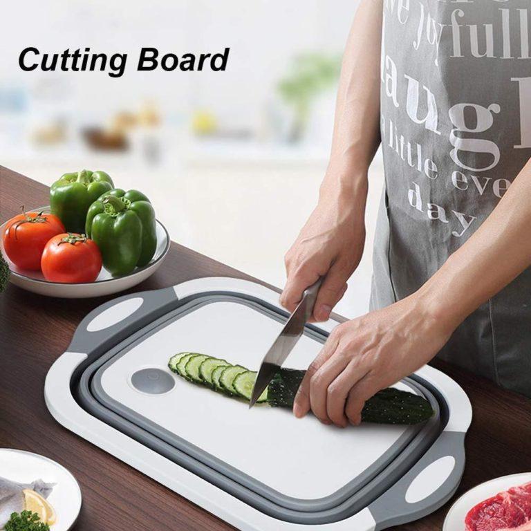 Memotong bahan makanan